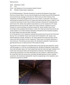 Nordstrom Memo Dec 2, 2013 Page 1
