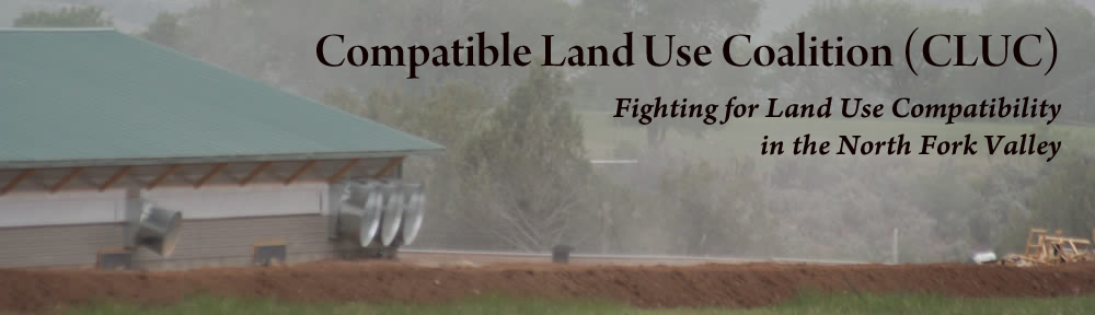 Compatible Land Use Coalition (CLUC)
